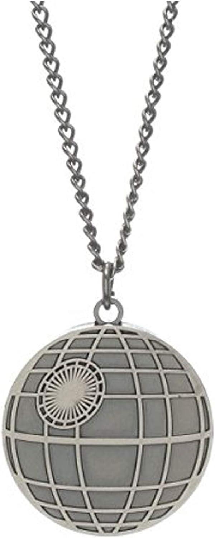 Star Wars Deathstar Death Star Necklace Jewelry