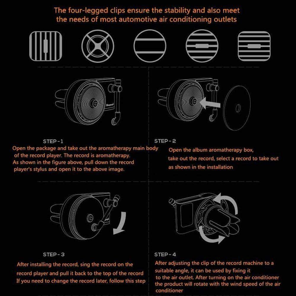 Amazon.es: Ambientador de aire automático Enchufe Holder Clip de ...