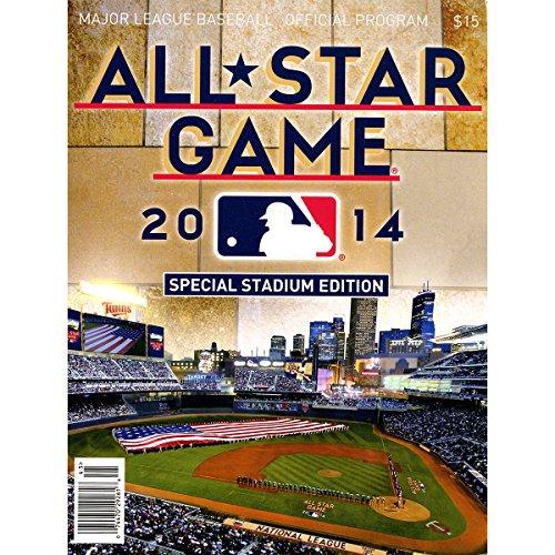 2014 all star program - 3