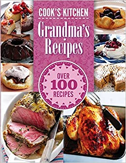 Cook S Kitchen Grandma S Recipes Amazon Co Uk Igloo Books