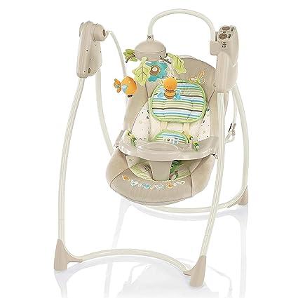 66c6eaddc Brevi Althea Interior Hamaca para bebés 1Asiento(s) Beige - columpios para  bebés (