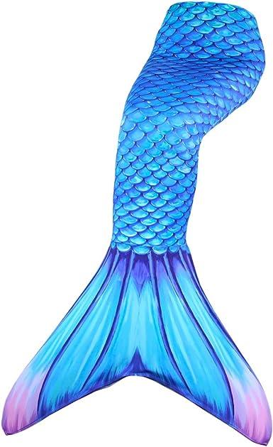 Amazon.com: Disfraz de cola de sirena Play Tailor para ...