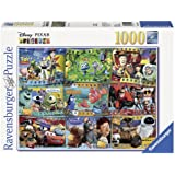 Ravensburger Disney Pixar: Disney-Pixar Movies (1000-Piece) Puzzle