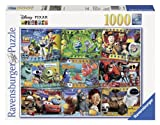 Ravensburger Disney Pixar Movies 1000 Piece Jigsaw Puzzle for Adults – Every Piece is Unique, Softclick Technology Means Pieces Fit Together Perfectly