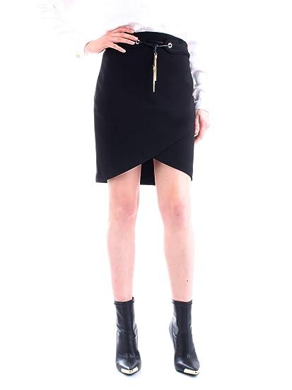 MARCIANO GUESS 94G704 6869Z Falda Mujer Negro 42: Amazon.es: Ropa ...