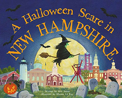 A Halloween Scare in New Hampshire (Halloween Scare: