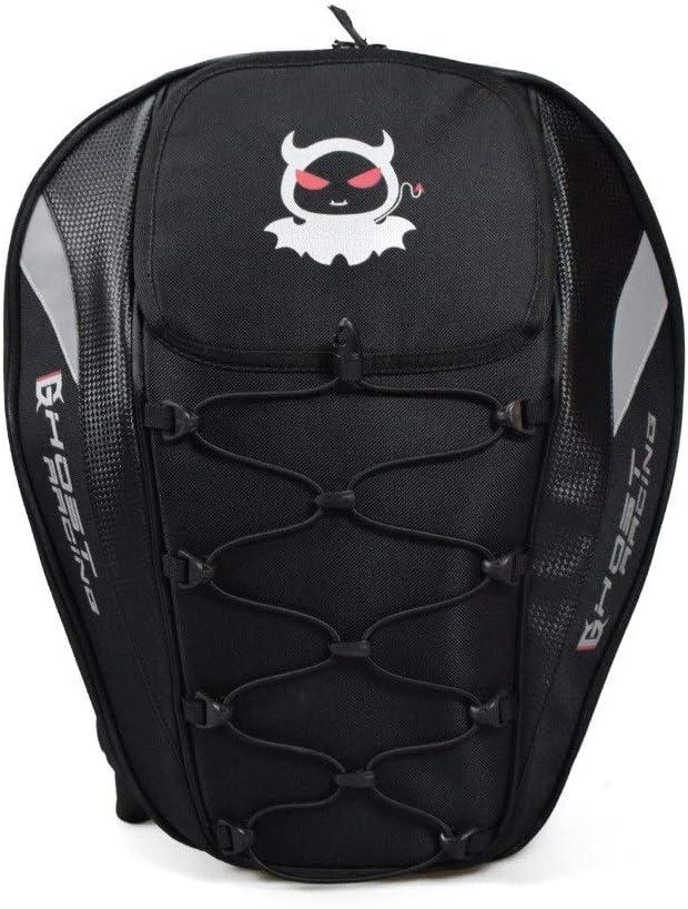 多機能スポーツバックパック/オートバイテールバッグレーシングバックシートバッグバックパックナイトヘルメット機関車高容量バックパック いいよ
