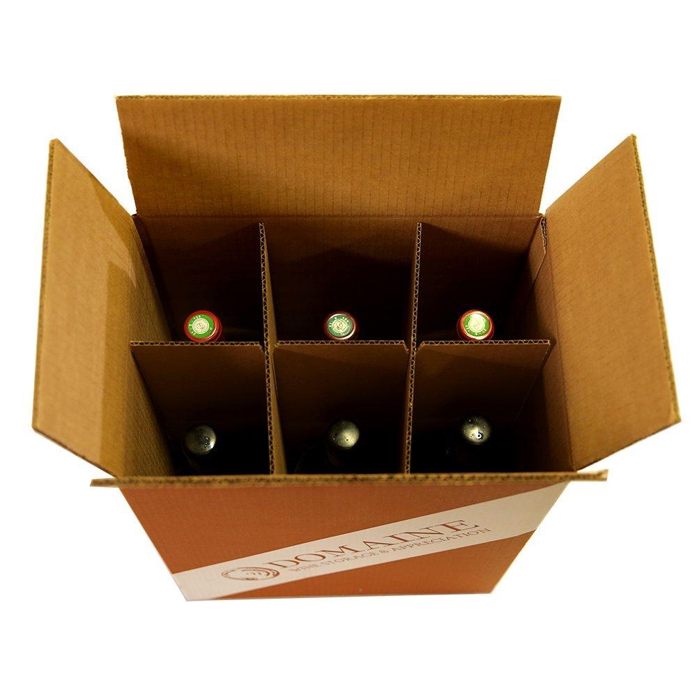 Amazon.com: Cajas de almacenamiento de vino – 6 estilo ...