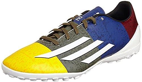 Adidas Scarpe Calcetto F5 Tf (messi) M21773 Sogold/ftwwht/eargrn (eu 44 Uk 9.5 Cm 28)  El Precio Barato 100% Original Almacenar Con Gran Descuento Aclaramiento Precio Increíble Explorar Barato En Línea Lh3dPT6
