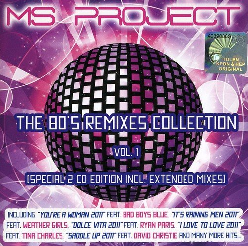 80's Remixes Collection - Ms Singapore Store