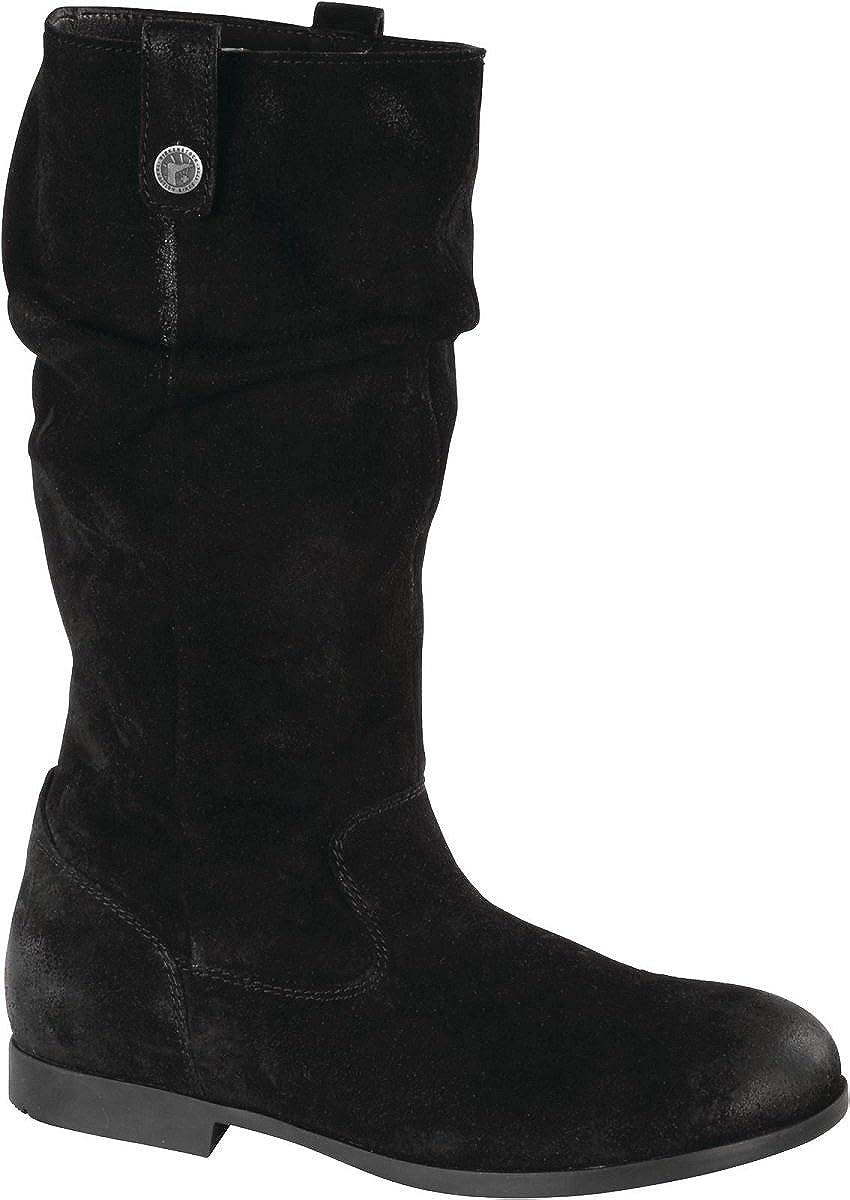 042e325836a43 Birkenstock Women's Sarnia Waxed Suede Boot