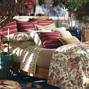 Amazon Com Ralph Lauren Antigua Paisley Queen Sheet Set