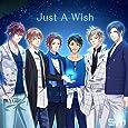 S+h(スプラッシュ)「Just A Wish」 Type-A【スプラジCD出張版 part3】