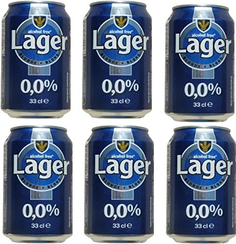 lager-lager-blond-alcohol-free-33-cl-pack-of-6-italian-import-