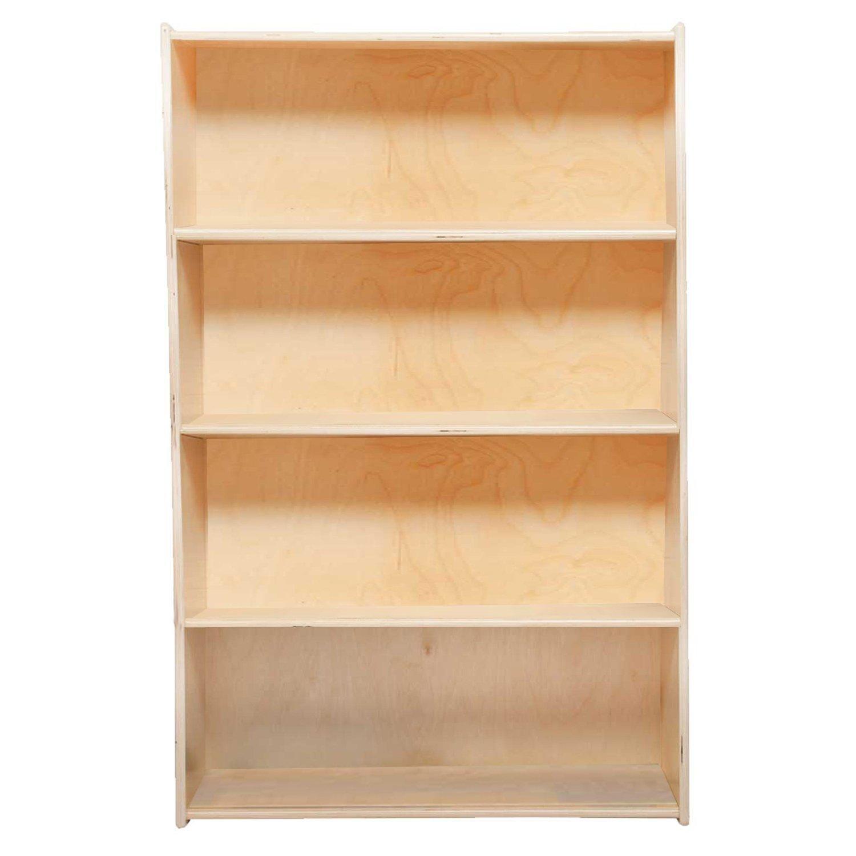 Contender C12948F Bookshelf, 463/4''H, Assembled