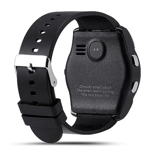 Smartwatch Demiawaking Reloj Inteligente V8 1.22inch Smart Watch ...