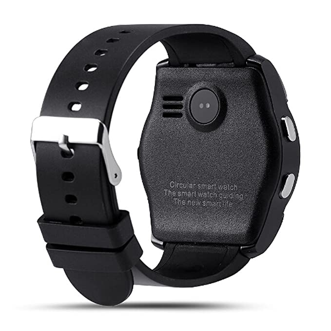 Smartwatch Demiawaking Reloj Inteligente V8 1.22inch Smart Watch ...