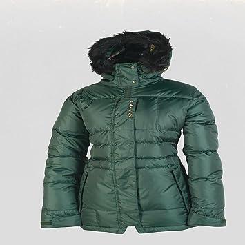 L1 Outerwear Mila Chaquetas Snow, Mujer, Verde, S: Amazon.es: Deportes y aire libre