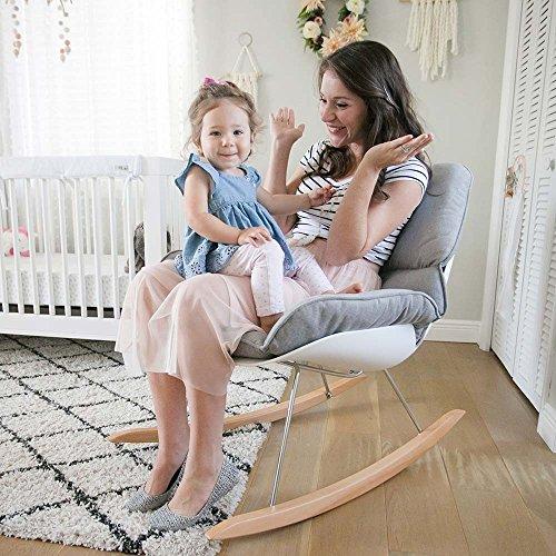 P Kolino Nursery Rocking Chair Grey Furniture Chairs Chairs