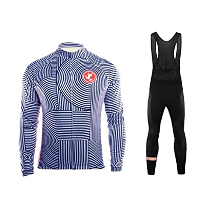 Uglyfrog 2018 Hombres Invierno Maillot Ciclismo Ropa Bici Mangas ...