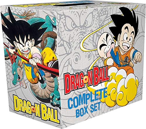 Buy manga set dragon ball
