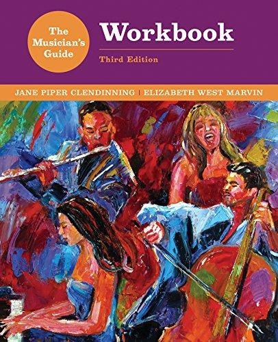 393264629 - The Musician's Guide to Theory and Analysis Workbook (Third Edition)