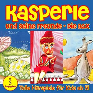 Kasperle und seine Freunde Hörspiel