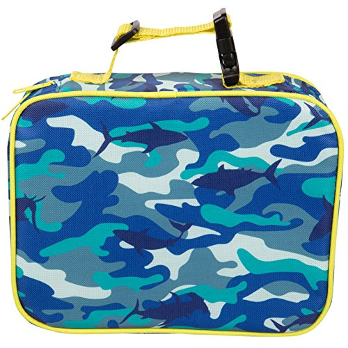 Insulated Lunch Box Sleeve Camouflage product image