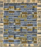 A2Z Rug Indoor/Outdoor Blue 10′ x 12′ – Feet Marbella Collection Area rugs – Perfect for Outdoor Area's & Indoor