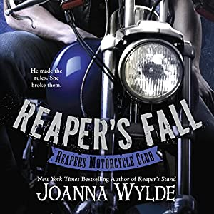 Reaper's Fall Audiobook
