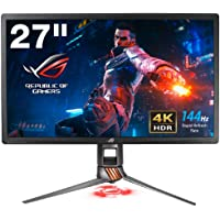 ASUS ROG Swift PG27UQ LED-Lit 4K UHD IPS Eyecare G-Sync HDR Gaming Monitor, 68.47 cm, Black