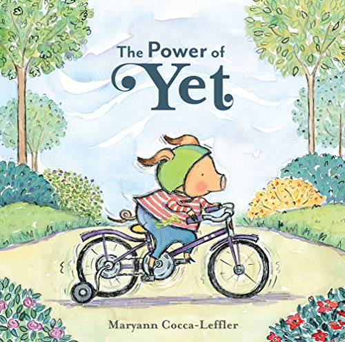 Book Cover: The Power of Yet