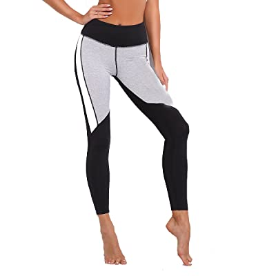 Conception De La Femme Couture Leggings Imprimé Yoga Pantalon Leggings Active Workout Stretch Collants Running Pantalon Sport