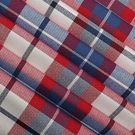 Tartan Check Union Jack Tartan Gingham Check Tablecloth Curtain