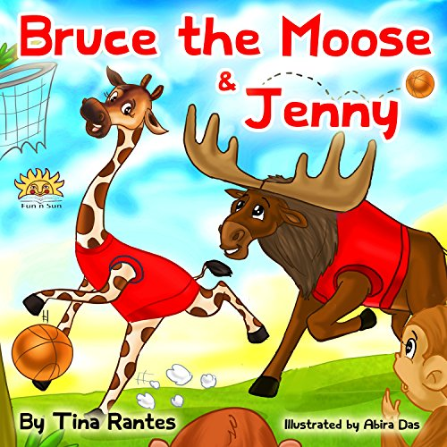 "Download kids book:""BRUCE THE MOOSE &JENNY:(Bedtime Story)Beginner reader-eBook collection(Values Book)Education-Animal Habitats-Early read-Picture book-rhymes-goodnight-short … stories-Funny Humor best kids 2-9 Pdf"