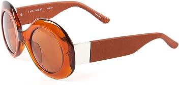 eff1cfd2fa Linda Farrow Women s Round Sunglasses