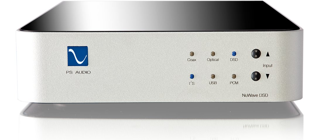 PS Audio NuWave DSD DAC (Silver)