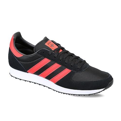 wholesale dealer 9616d 43474 Adidas ZX Racer, Scarpe da Ginnastica Basse Unisex – Adulto, Nero (Core  Black
