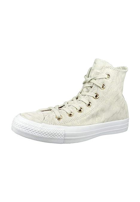 025b9f263e58c1 Converse All Star Hi Damen Sneaker Neutral  Amazon.de  Schuhe ...