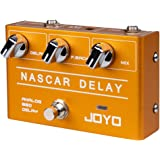 JOYO NASCAR R-10 Analog Vintage Delay Effect Pedal