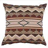Black Forest Décor Southwest Sampler Clay Pillow