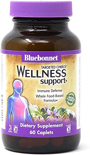 Bluebonnet Nutrition Targeted Choice Wellness Support