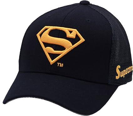 sujii SUPERMAN Mesh malla Gorra de Beisbol Baseball Cap Sombrero ...