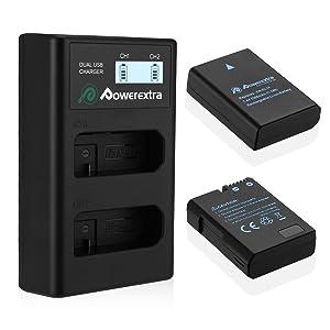 Powerextra- EN-EL14 Battery