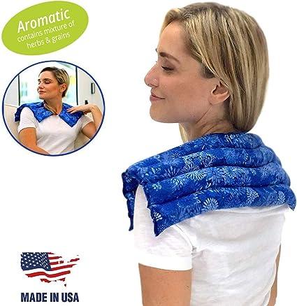 Amazon.com: Envoltura para hombro y cuello, cojín de ...