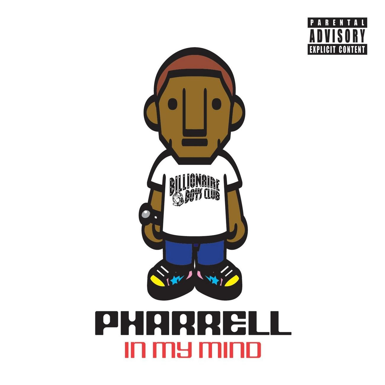 Pharrell Williams - Number One (Feat. Kanye West)