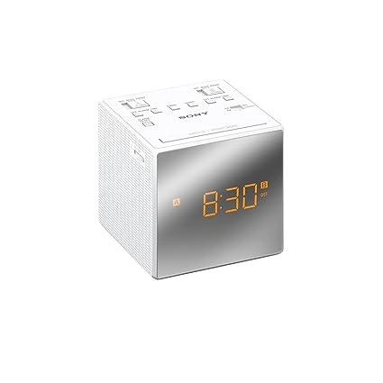Sony ICF-C1T - Radiodespertador (Am/FM, Alarma Dual, Fecha,
