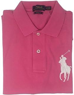 Ralph Lauren Polo Purple Big Pony Hooyd Sweatshirt