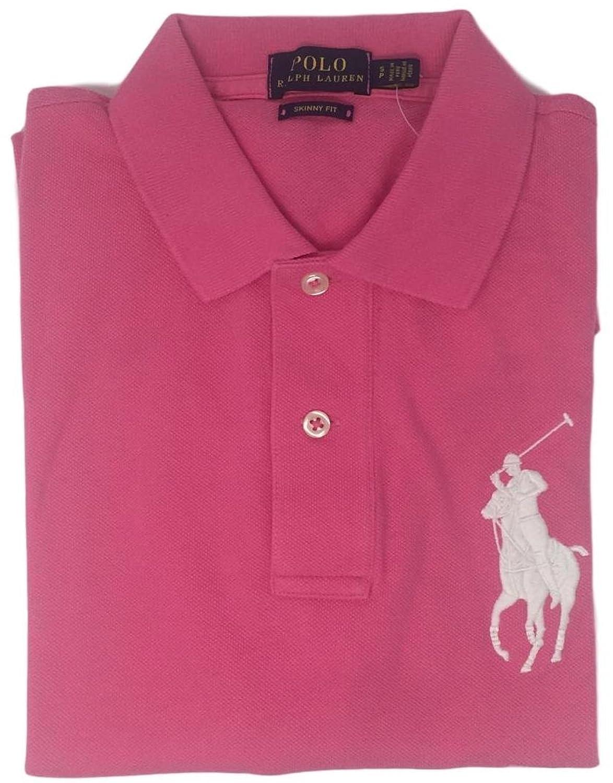 93da3395 Polo Ralph Lauren Women's Classic Fit Mesh Polo Shirt at Amazon Women s Clothing  store: