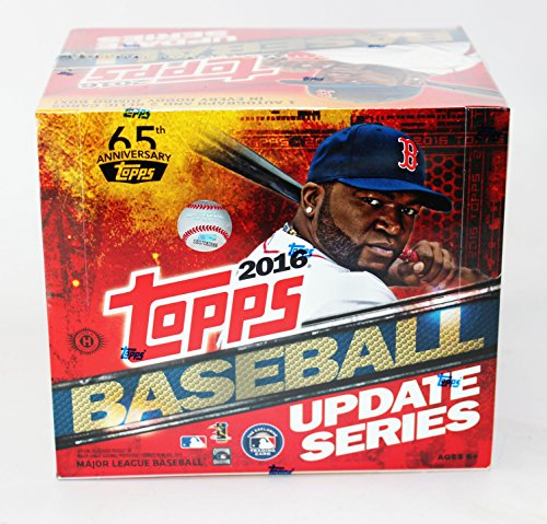 Topps Update Baseball Jumbo Packs